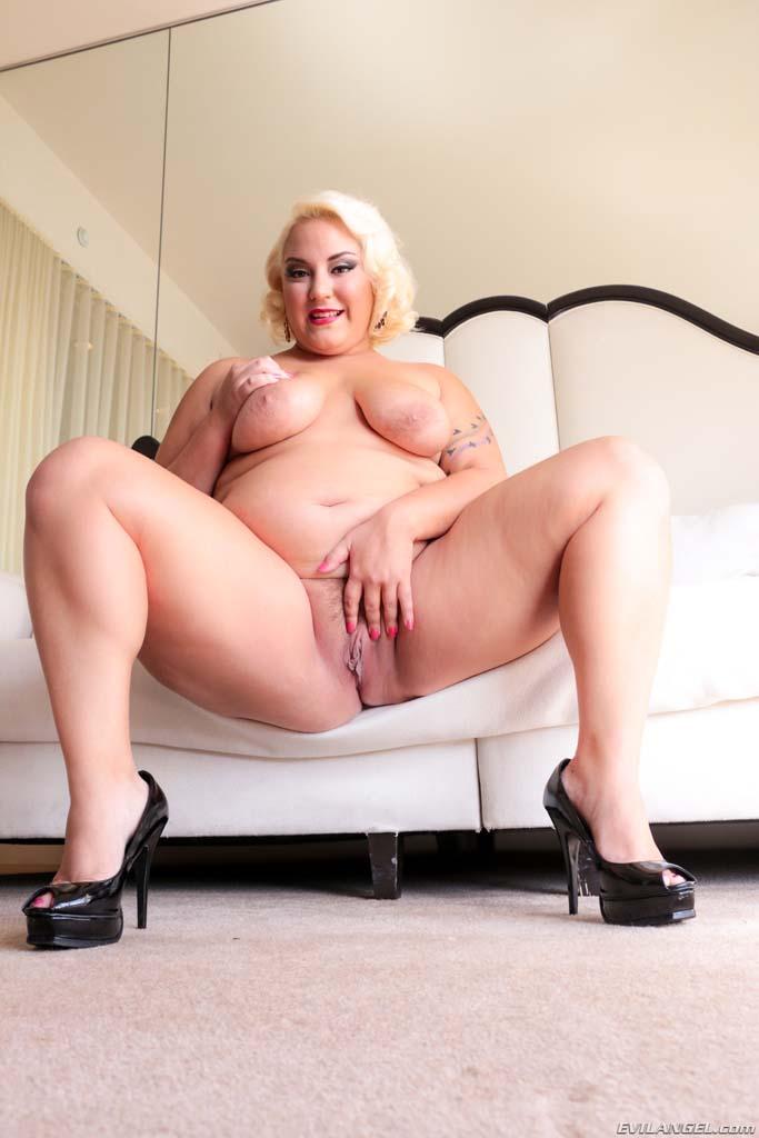 Jade Rose Nude